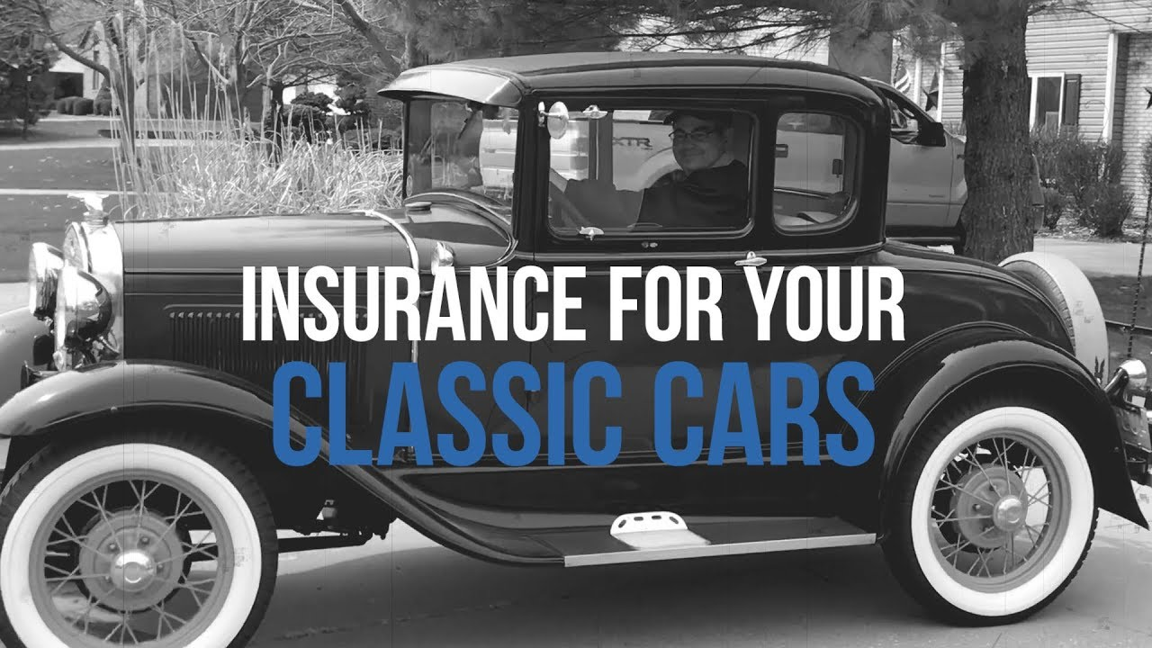 5 Insurance Coverages You Need For Your Classic Cars In Ohio - YouTube