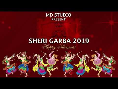 sheri-garba-2019-||-new-dandiya-rass-||-1-hours-garba-||-md-studio