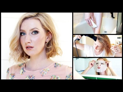 My Beauty Prep Routine For A Big Event | Sharon The Makeup Artist