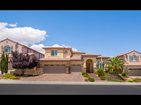 11408 Rancho Villa Verde Place, Las Vegas, NV 89138