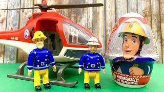 Fireman Sam  फ़ायरमैन सैम, आश्चर्य अंडे, बच्चों के लिए कार्टून