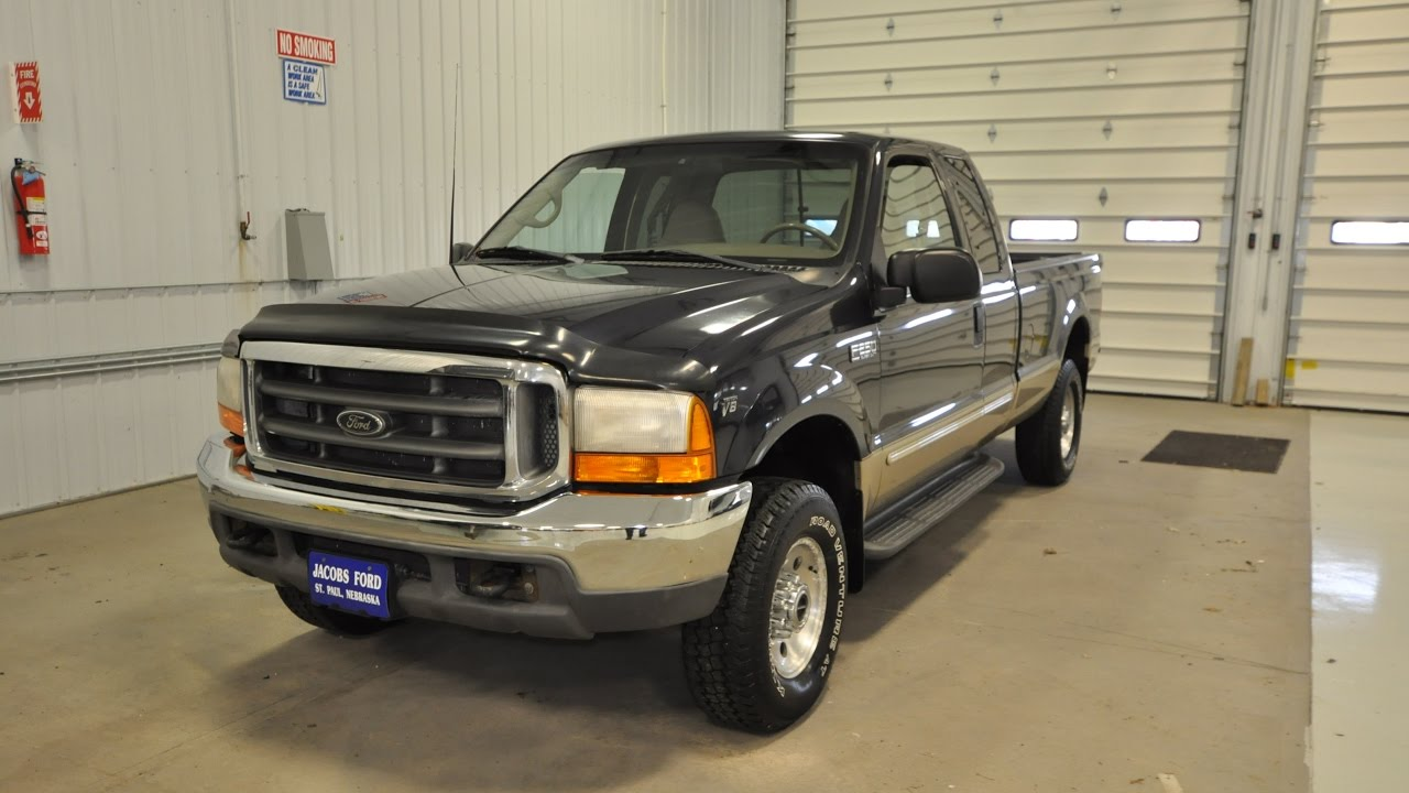 2000 ford f 250 crew cab super duty 5 4 v8