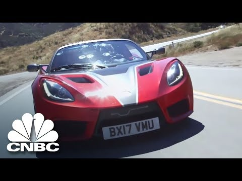 Jay Leno's Garage: Jay Leno Learns Why The Name 'Detroit Electric' Is So Important | CNBC Prime