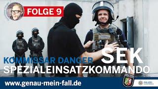 Kommissar Danger bei der Polizei NRW Folge 9 SEK
