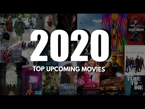 My Top 10 Anticipated Movies 2020 😍 | Top 10 Bollywood Movies 2020 | Top 10 Hollywood Movies 2020
