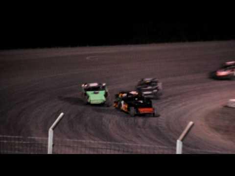 IMCA Modifieds Paris Motor Speedway 5/22/09
