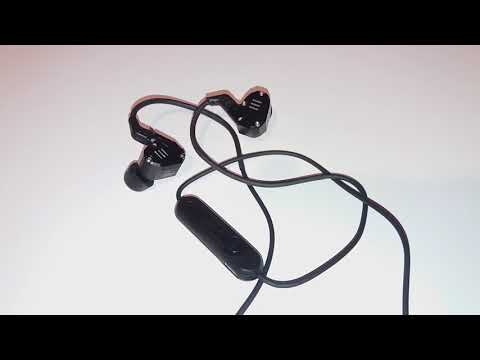 KZ bluetooth adapter + KZ ZS6 headphones