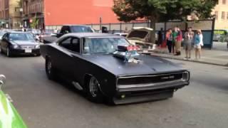 American Muscle Car (Американские мускул кары)