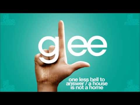 One Less Bell To Answer / A House Is Not A Home | Glee [HD FULL STUDIO]