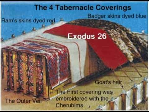 Tabernacle Wilderness Tribes Diagram Lennox Heat Pump Air Handler Wiring Exodus 26 (with Text - Press On More Info. Of Video The Side) Youtube
