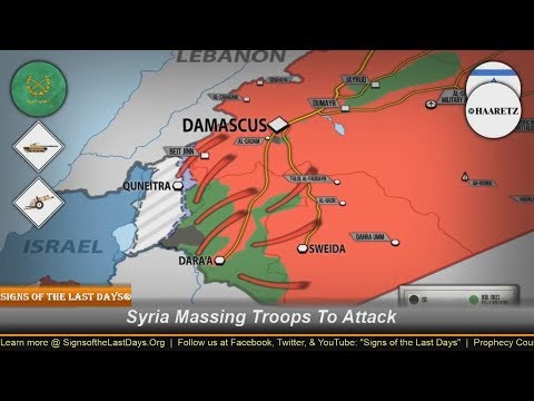 Syria Massing Troops