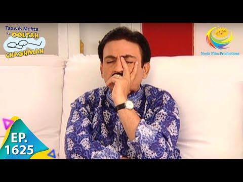 Taarak Mehta Ka Ooltah Chashmah - Episode 1625 - Full Episode