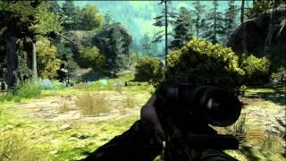 Cabela's Big Game Hunting 2010 - Mission 1 - Mule Deer & Mountain Lion