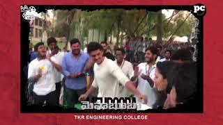 Team Mehbooba at TKR College Fest Akash Puri | Neha Shetty