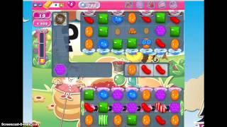 Candy Crush Saga Level 748 no booster three star