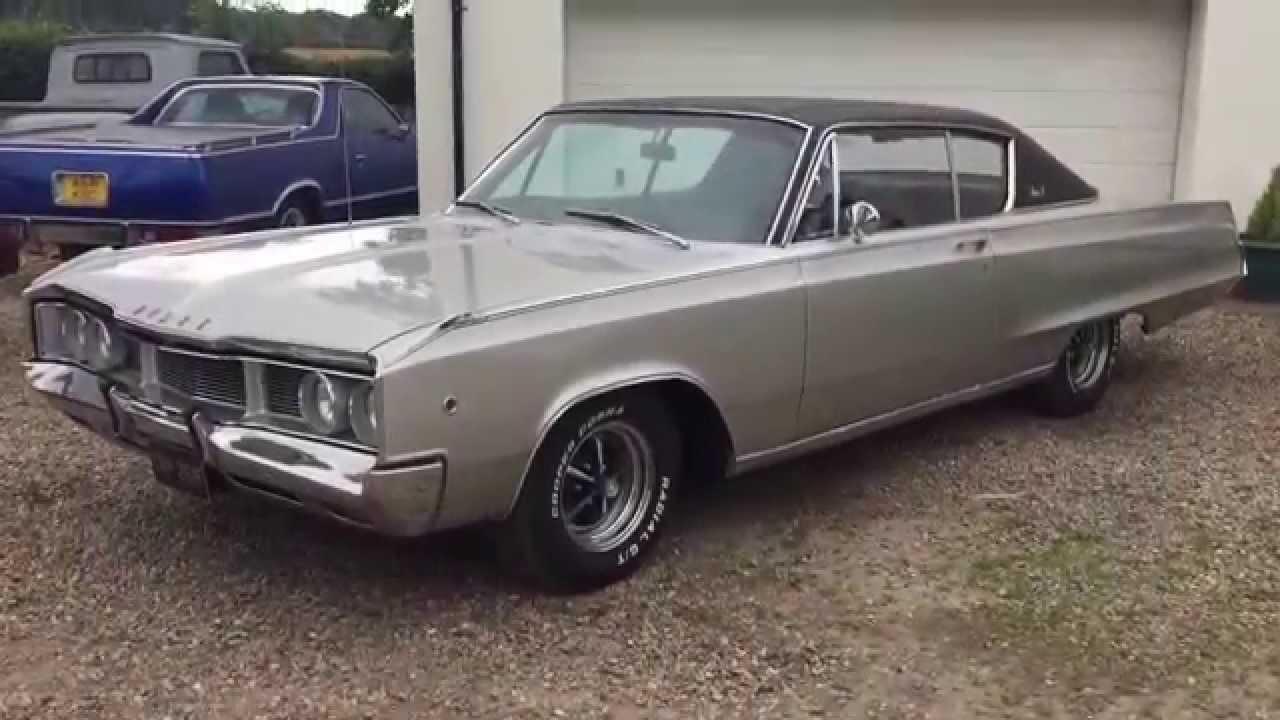 1968 Dodge Polara 318 Hardtop Coupe   Preview Video