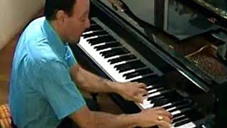PINOCCHIO PINOQUIO theme song lyrics/ musicas de desenho e filmes da disney/ piano solo infantil
