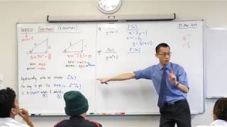Inverse Functions (1 of 4: Introduction via trigonometry)