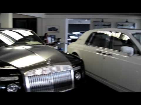 Rolls-Royce and Bentleys - HD