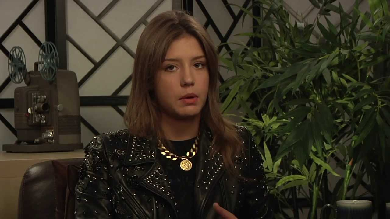 Interview With Adele Exarchopoulos, Star Of Blue Is The