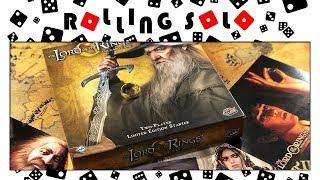 the Lord of the Rings Living Card Game ПЕРВЫЙ ВЗГЛЯД,ОБЗОР НА КАРТОЧНУЮ ИГРУ ВЛАСТЕЛИН КОЛЕЦ