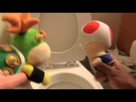 Toad - How To Pee