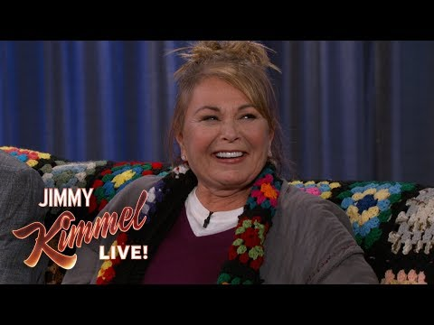 Jimmy Kimmel vs. Roseanne Barr On Supporting Donald Trump