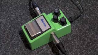 Ibanez TS-9 Tube Screamer