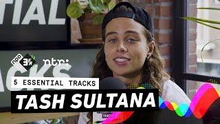 "Tash Sultana: ""Alt-J makes me wanna ride a horse with bow & arrow"" | 5 Essential Tracks | 3FM"