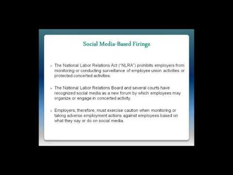 Managing Employee Online Behavior
