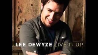 Watch Lee Dewyze Live It Up video