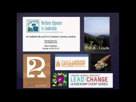 Luanne Freund - Innovation and Library Leadership Pecha Kucha