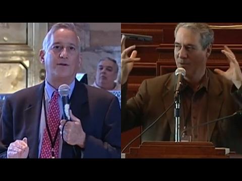Louisiana Book Festival 2007 - Walter Isaacson / Rodger Kamenetz