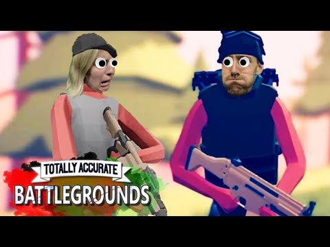 FLACCID FORTNITE - Totally Accurate Battlegrounds Gameplay