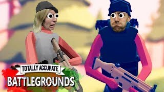FLACCID FORTNITE - Totally Accurate Battlegrounds Gameplay thumbnail