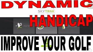 Improve your short game with SkyTrak Dynamic Handicap Skills Assessment