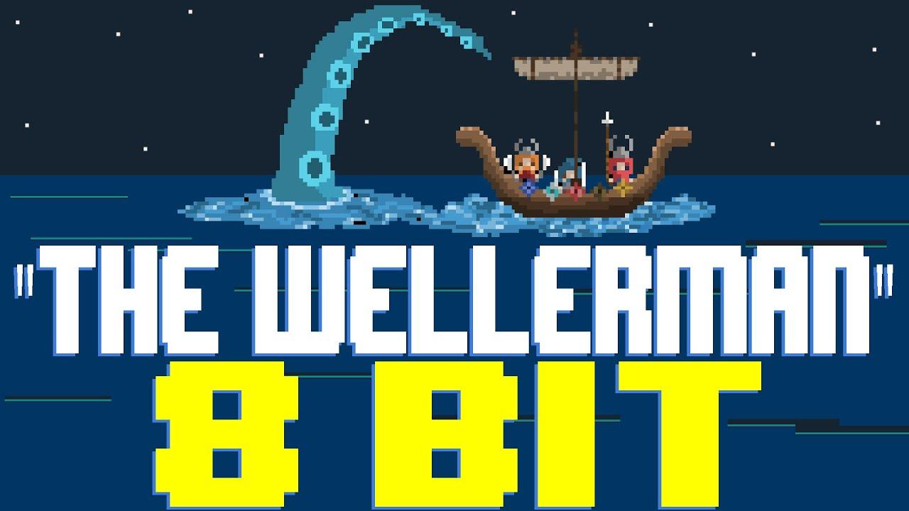 Download The Wellerman (Sea Shanty TikTok) [8 Bit Tribute to The Longest Johns] - 8 Bit Universe