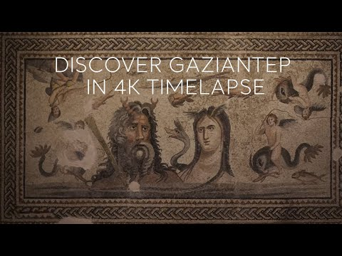 Turkey.Home - Discover Gaziantep in 4K Timelapse
