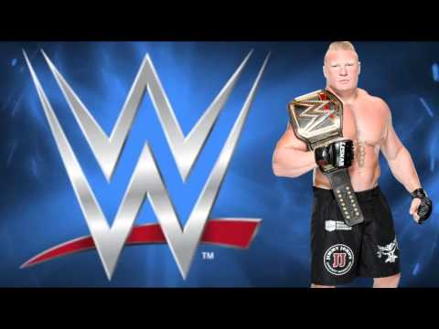 Brock Lesnar Theme Song With Arena Effects and Crowd Cheer