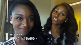 2016 MISS USA Roomies Fun Facts