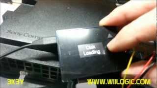 3k3y vidéo test puce 3key PS3