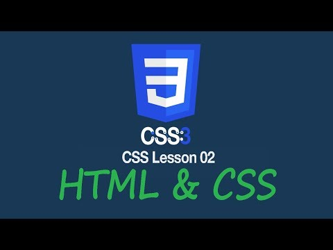 How to Link CSS with HTML? | Lesson 02 CSS Tutorial | safhatech.com thumbnail