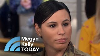 Air Force Captain Explains How She Was Kidnapped In Iraq At Age 8 | Megyn Kelly TODAY