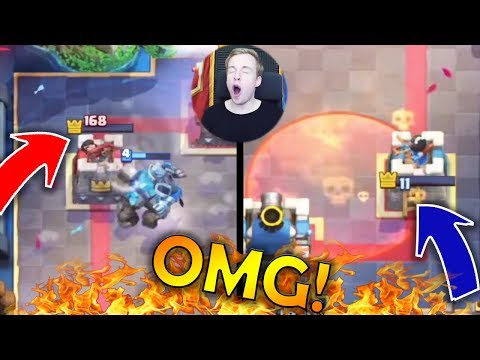 CLOSEST BATTLE EVER?!   Best Clash Royale Plays Of The Week #2