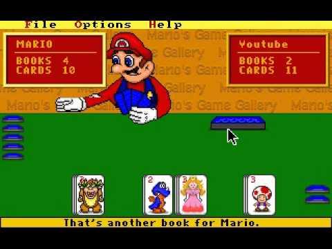 Mario's Game Gallery Longplay