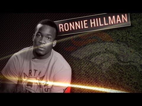 Ronnie Hillman Interview - Broncos Rookie RB