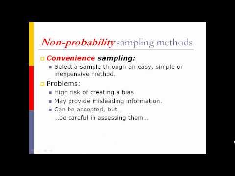 12 4 Non probability sampling