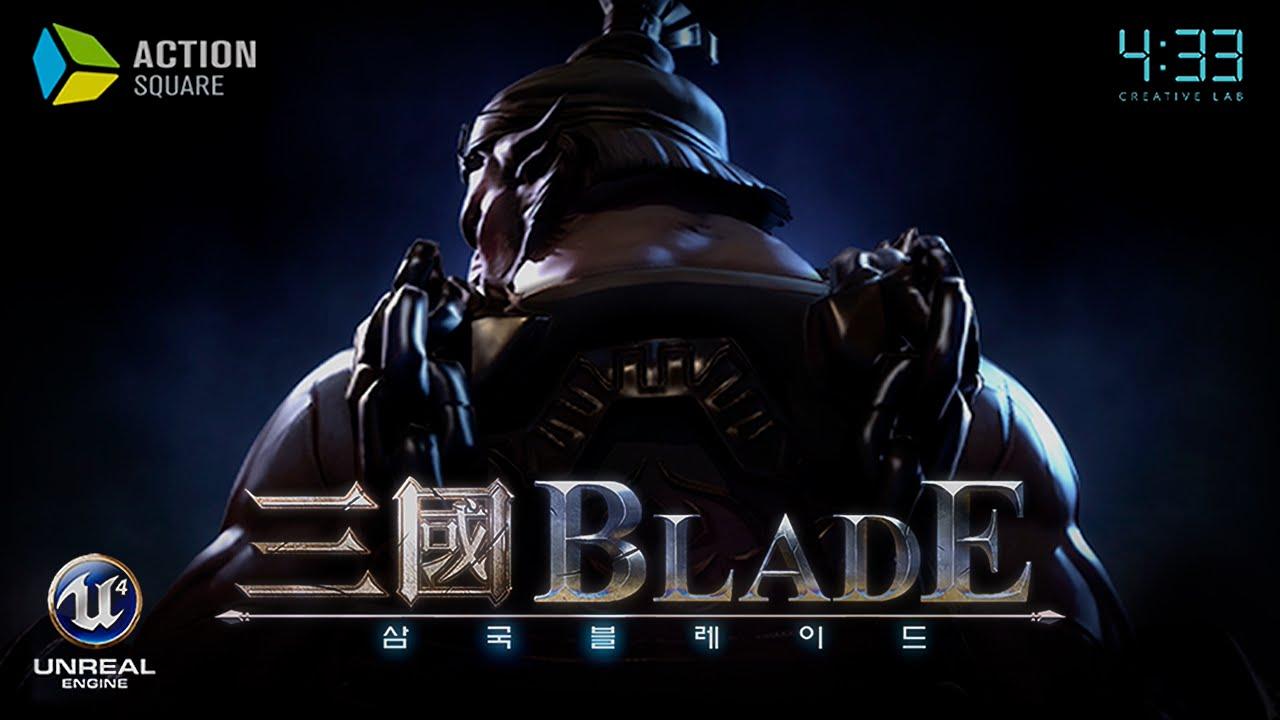 Three Kingdoms Blade (삼국블레이드) - CBT - Unreal Engine 4 - Android - F2P - KR