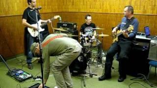 Happy Bluesday Soundchek, MLP Bass Markbass F1 Head, Ashdown basscab
