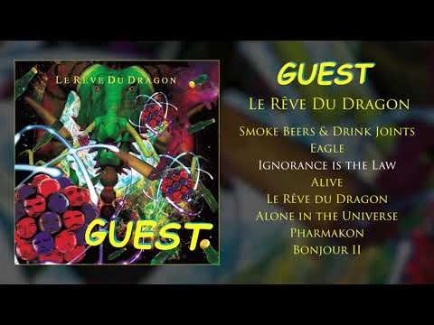 Guest - Le Rêve Du Dragon FULL ALBUM (2018 - Industrial Metal / Grindcore / Hardcore Punk)